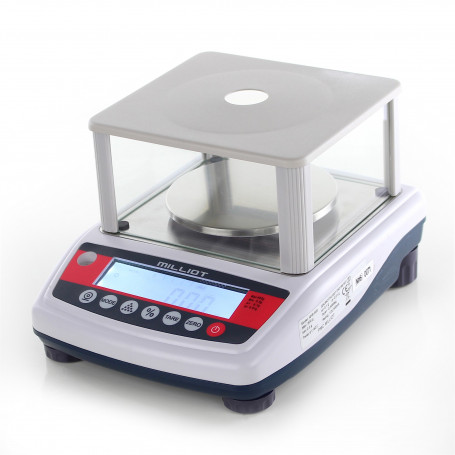 Balance homologuée 0,01 g