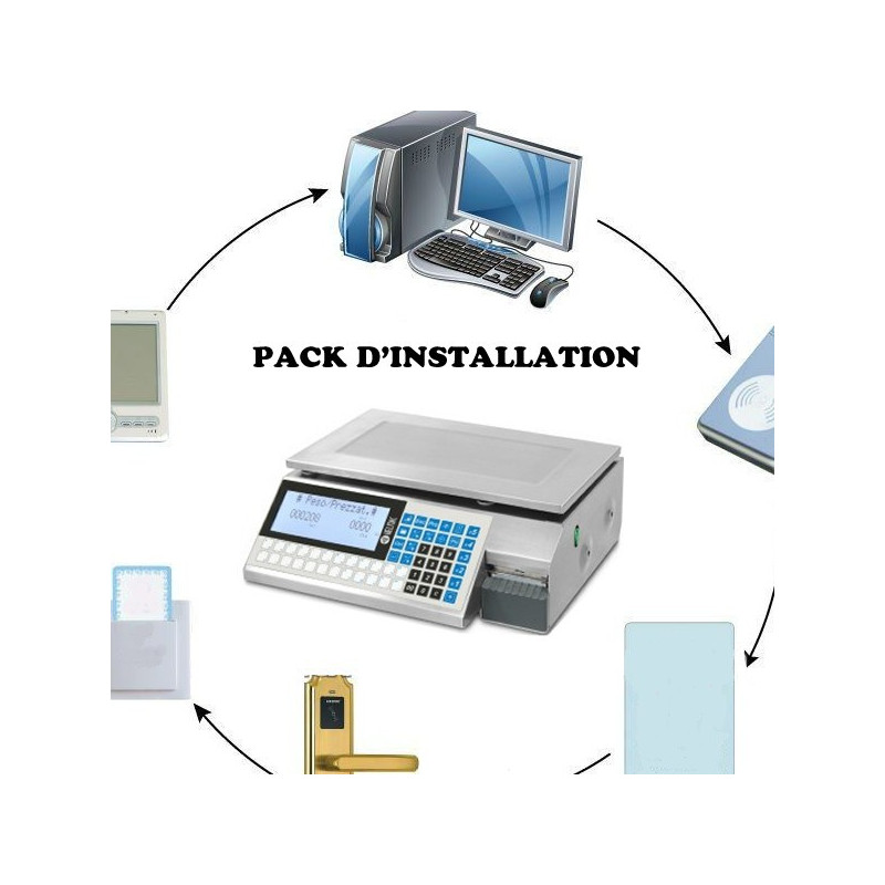 Pack d'installation GP4LT