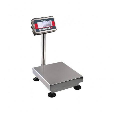 Pèse colis inox jusqu'à 150 kg