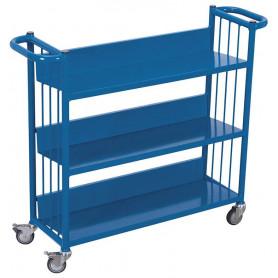 171~Chariot pour le transport et pour le stockage des livres