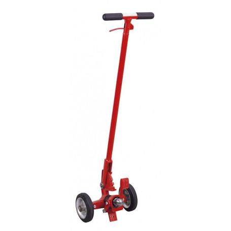 399~Timon roulant avec système de régulation