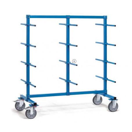 Barres de portée pour chariots