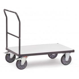 Chariots-ESD à dossier de poussée