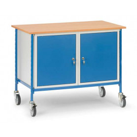 Tables roulantes