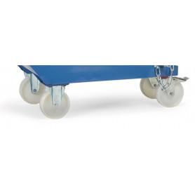 Assortiment de roues en polyamide
