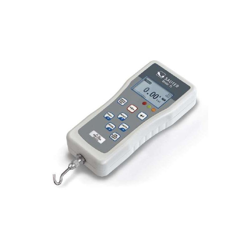 Dynamomètre électronique graphique