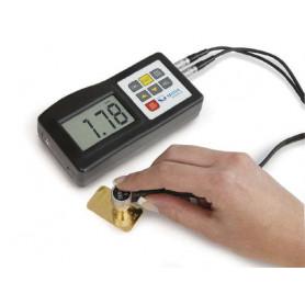 Instrument de mesure à ultrasons pour contrôler l'authenticité de l'or