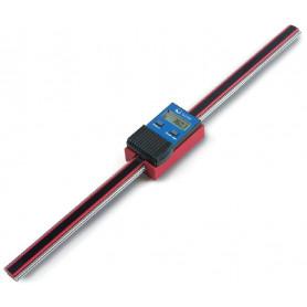 Pied à coulisse de précision avec interface de données RS-232