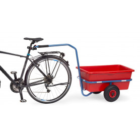 Attache pour bicyclette