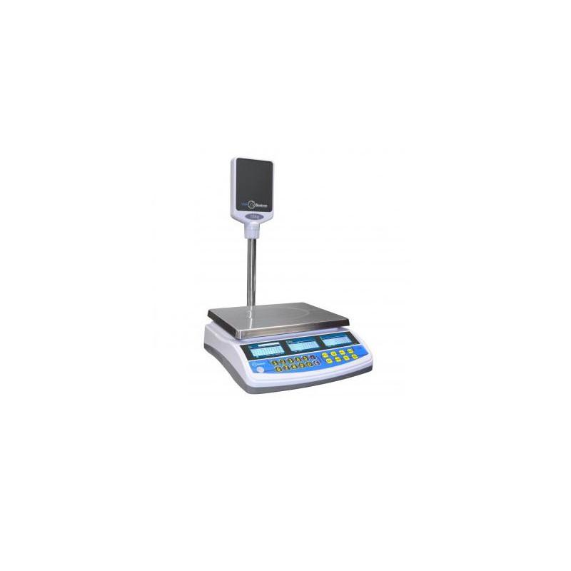 Balance Poids Prix Baxtran, portée max. 15 kg, précision de 2gr