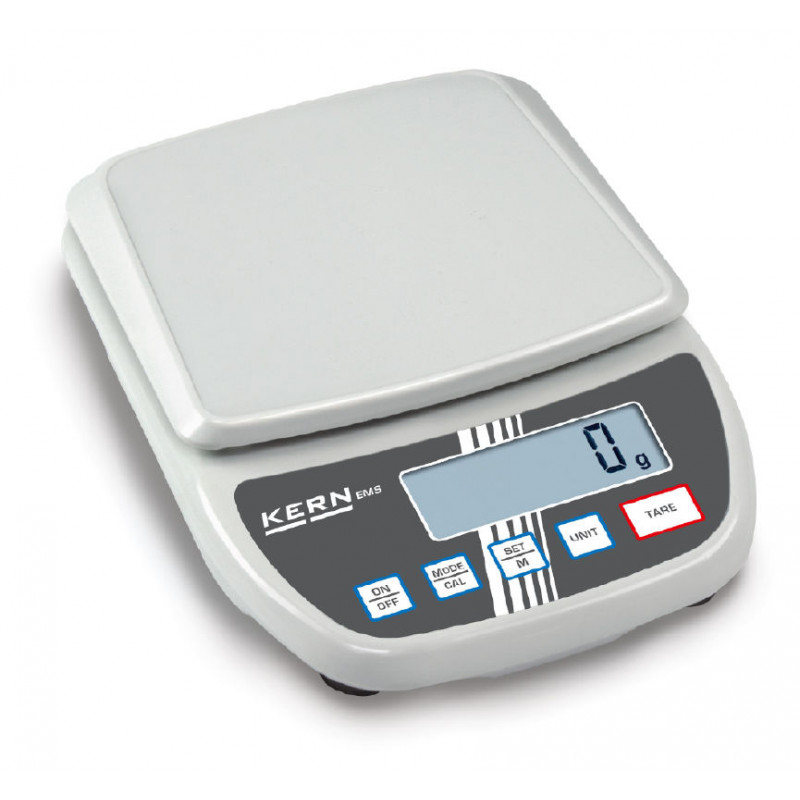 Balance de précision, portée max. de 300 g à 12 kg, précision de 1 mg à 0,1 g