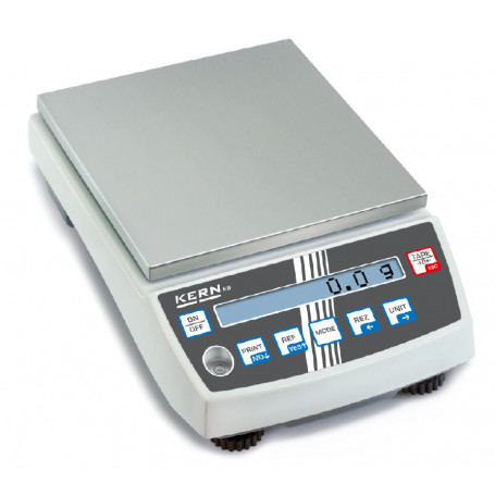 Balance de Precision, portée max. de 120 g a 10 kg, précision de 1 mg a 0,1 g