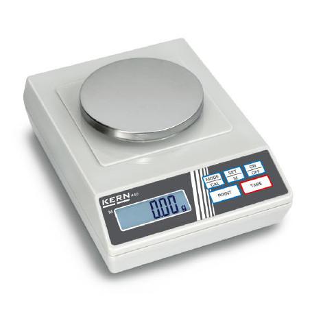 Balance de Precision, portée max. de 60 g a 6 kg, précision de 1 mg a 1 g