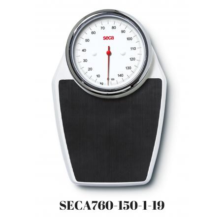 Balance pèse personnes mécanique, portée 150 kg, précision 1 kg