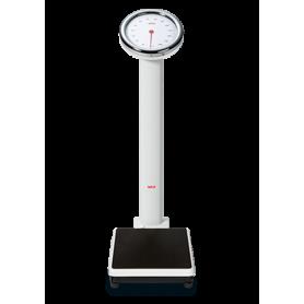 Balance pèse-personne à colonne, portée max. 180 kg, précision 100 g