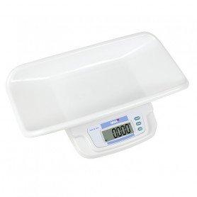 Balance pèse-bébé, portée max. 20 kg, précision 10 g - 10 kg - 20 g