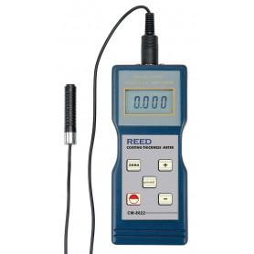 REED CM-8822 Jauge de l'épaisseur du revêtement, 0 à 1 000 um/0 à 40 mils