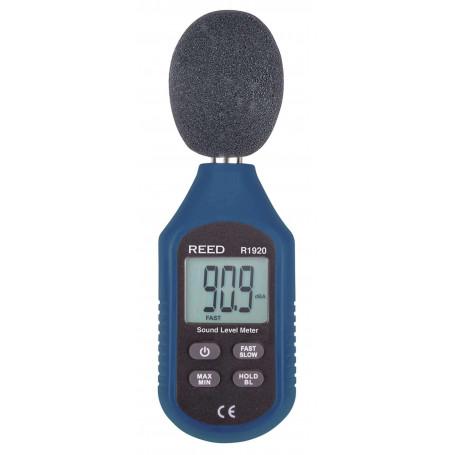 Sonomètre - Mesure - Spécialiste de l'équipement professionnel