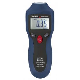 REED R9200 Détecteur de fuites de micro-ondes
