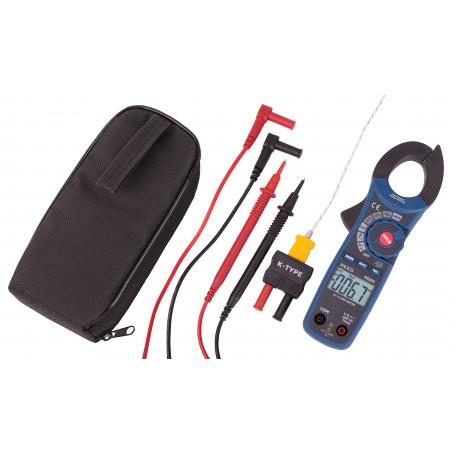 REED R5020 400A Pince ampèremétrique c.a. avec température et détecteur de tension sans contact
