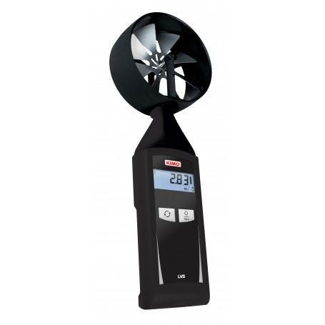 Thermo-anémomètre à hélice LVS