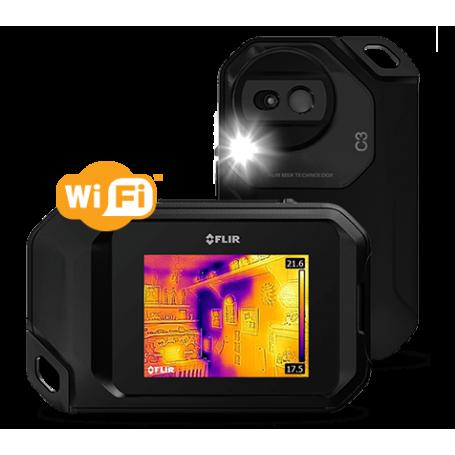 Camera thermique - Mesure - Spécialiste de l'équipement professionnel