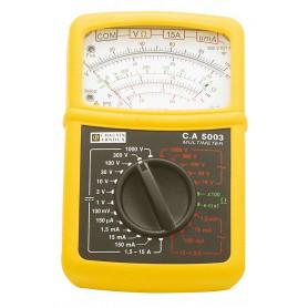 Multimètre analogique