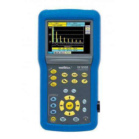 Oscilloscope numérique