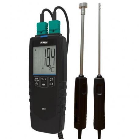 Thermomètre/Thermocouples type TT