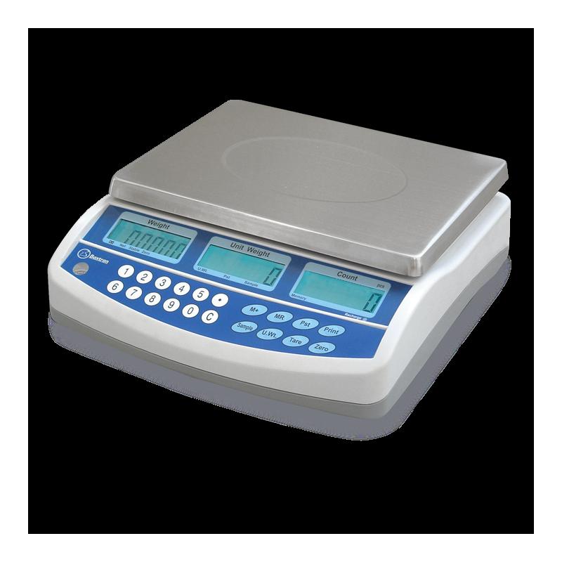 Balance compteuse, portée max de 6 à 15kg, précision de 0,1 à 1g