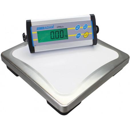 Pèse-colis, portée max. de 35 à 200 kg, précision de 10 à 50 g