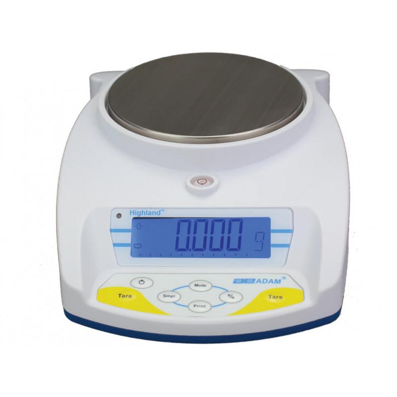 Balance de Precision, portée max: 120 g à 3 kg, précision: 0,001 g à 0,1 g