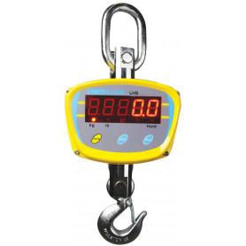 Peson Dynamomètre/Crochet peseur, portée max. de 500 à 2000 kg, précision de 100 à 500 g
