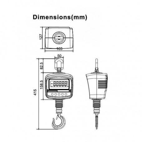 Dynamomètre DR