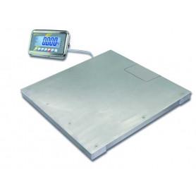 Balance au sol, portée max. de 1.5 t, précision de 500 g