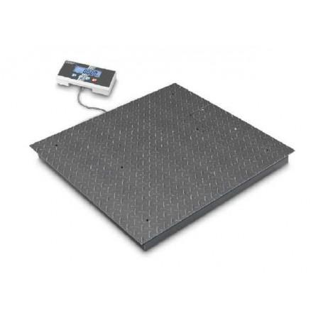 Balance au sol, portée max. de 300 kg à 1.5 t, précision de 100 g à 1 kg