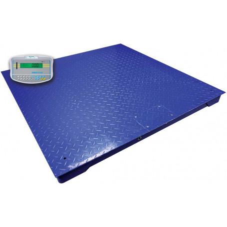 Balance au sol, portée max: 1 t. à 3 t. , précision: 200 g à 500 g