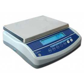 Balance compacte, portée de 3 kg à 30 kg, précision de 0.1 g à 1 g