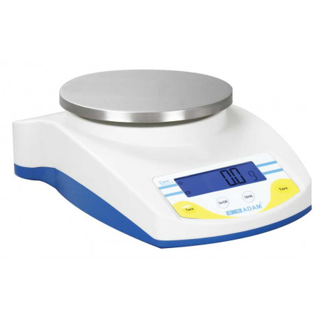 Balance compacte, portée max: 250 g à 5 kg, précision: 0.01 g à 1 g