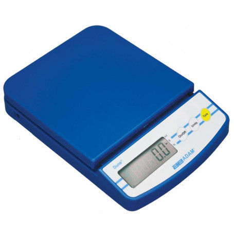 Balance compacte, portée max: 200 g à 5 kg, précision: 0.1 g à 2 g
