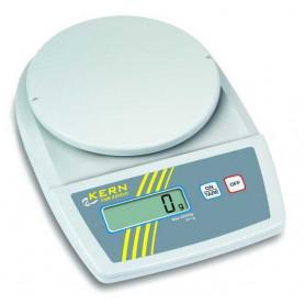 Balance compacte, portée max. de 100 g à 6 kg, précision de 1 mg à 5 g