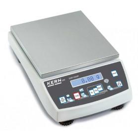 Balance compacte, portée max. de 6 kg à 65 kg, précision de 20 mg à 1 g