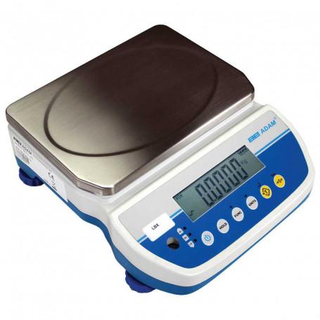 Balance compacte, portée max. de 3 à 30 kg,précision de 0.5 à 5 g