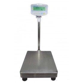 Balance compteuse, portée max: 75 kg à 300 kg, précision: 5 g à 20 g