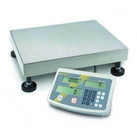 Balance compteuse, portée max. de 6 kg à 300 kg, précision de 0.1 g à 10 g