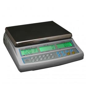 Balance compteuse compacte, portée max: 20 kg, précision: 1 g