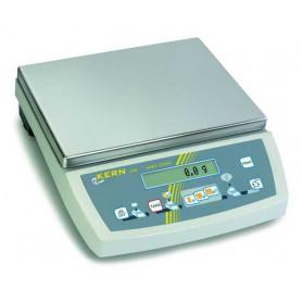 Balance compteuse compacte, portée max. de 2 kg à 65 kg, précision de 10 mg à 0.5 g