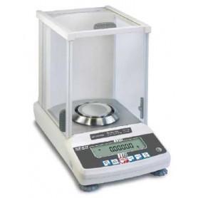 Balance analytique, portée max. de 42 g à 320 g, précision de 0.01 mg à 1 mg