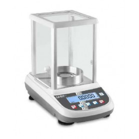 Balance analytique, portée max. de 160 g à 310 g, précision de 0.1 mg