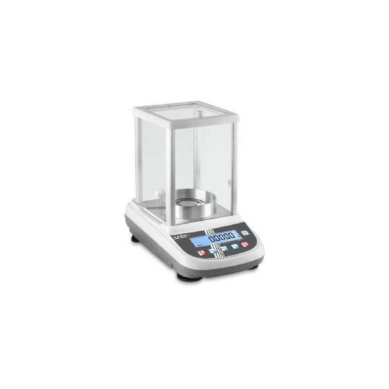 Balance analytique, portée max. de 160 g à 250 g, précision de 0.1 mg